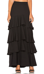 Liane ruffled skirt - Lucy Paris