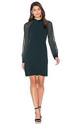 Цельнокроеное платье с длинным рукавом - IKKS Paris