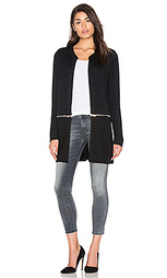 Zip around coat - IKKS Paris
