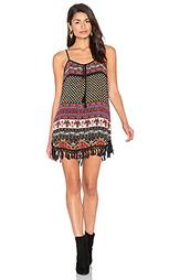 Цельнокроеное платье с принтом india - Band of Gypsies