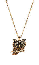 Ожерелье charms owl pendant - Marc Jacobs