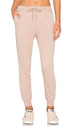 Спортивные штаны из махровой ткани - T by Alexander Wang