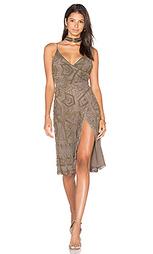 Платье hollyhock - MAJORELLE