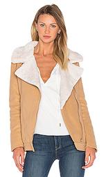 Куртка с воротником из искусственного меха above & beyond - The Fifth Label