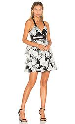 Платье с поясом на талии - BCBGeneration