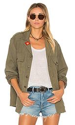 Куртка army с застёжкой на кнопках - Smythe
