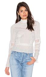 Блуза с высоким воротом - DEREK LAM 10 CROSBY