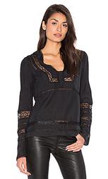 Блуза с низким v-образным вырезом - DEREK LAM 10 CROSBY