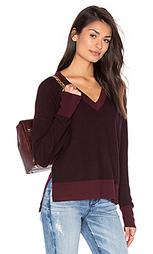 Пуловер с v-образным вырезом taylor - rag & bone/JEAN