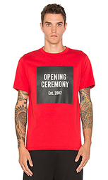 Ss logo tee - Opening Ceremony