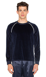Velour raglan sweatshirt - Opening Ceremony