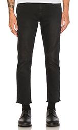 Облегающие джинсы thin captain crop - ROLLAS