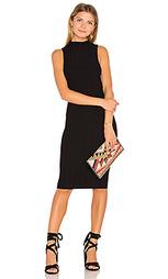 Бесшовное платье с колорблок - BCBGeneration