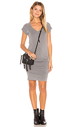 Платье из спандекса с v-образным вырезом - SUNDRY