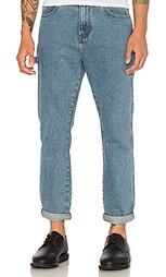Прямые облегающие джинсы blunts hammer - ROLLAS