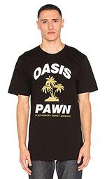 Футболка oasis pawn - Stussy