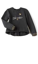 Cat sweatshirt - IKKS Paris