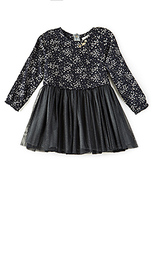 Платье-рубашка из тюля - IKKS Paris