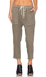 Свободные брюки из твила - James Perse