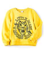 Свитшот с тигровым рисунком - Marc Jacobs