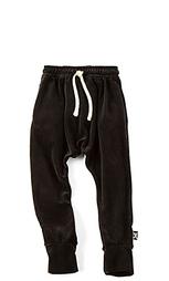 Вельветовые мешковатые брюки - Nununu