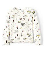 Fancy long sleeve t-shirt - Marc Jacobs