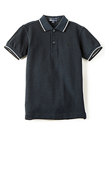 Рубашка twin tipped - Fred Perry
