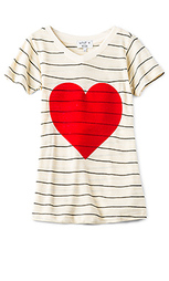 Топ tourist vintage hearts - Wildfox Couture