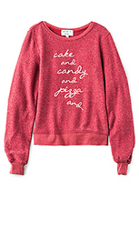 Baggy beach cake candy top - Wildfox Couture