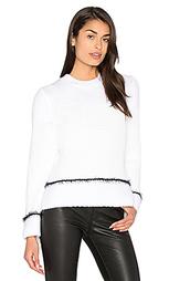 Полосатый свитер с круглым вырезом - DEREK LAM 10 CROSBY
