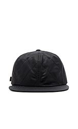 Quilted strapback - Stussy