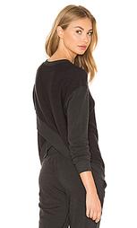 Пуловер с запахом сзади laguna - Spiritual Gangster