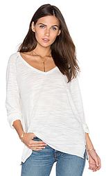 Прямая футболка с v-образным вырезом alexis - Project Social T