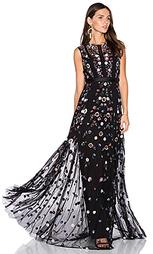 Вечернее платье с цветочным рисунком омбре - Needle & Thread