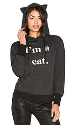 Худи im a cat - Wildfox Couture