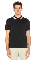 Block tipped pique shirt - Fred Perry x Raf Simons