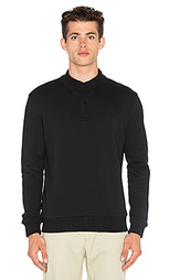 Flat knit collar sweatshirt - Fred Perry x Raf Simons