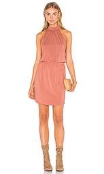 Платье с воротником-водолазка - krisa