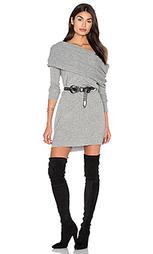 Платье свитер 3 way - White + Warren