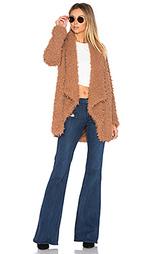 Пальто с ворсом teddy - Tularosa
