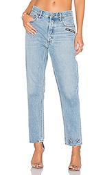 Облегающие джинсы с высокой посадкой jamie classic - AGOLDE