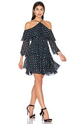 Платье с прорезями на плечах - Cynthia Rowley