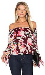 Блуза с открытыми плечами - Eight Sixty