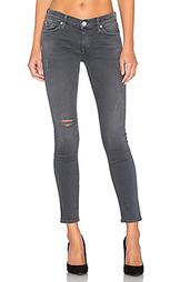 Укороченные супер узкие джинсы krista - Hudson Jeans