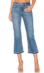 Укороченные расклёшенные джинсы joan - GRLFRND