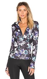 Худи essentials adizero long sleeve - adidas by Stella McCartney