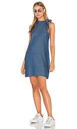 Платье с завязкой yianni - PFEIFFER