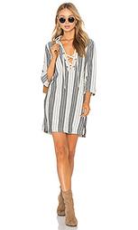 Платье со шнуровкой - maven west