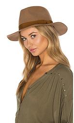 Шляпа федора indiana - Brixton