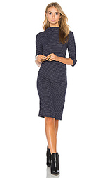 Webster funnel neck dress - PFEIFFER